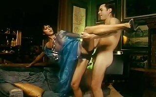 Hot italian pornstars with crazy retro movie